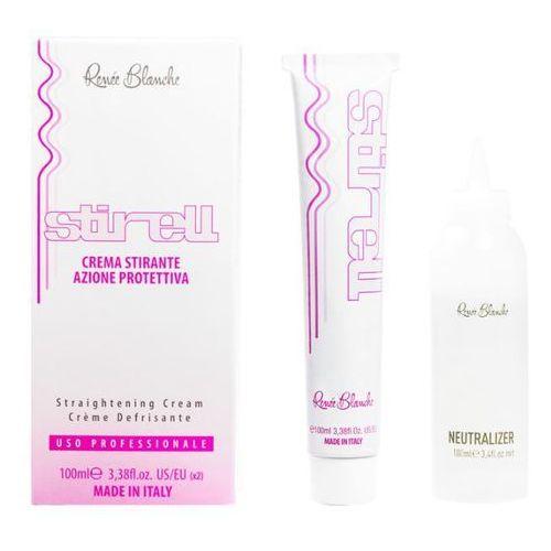 Renee blanche - stirell - krem prostujący do włosów 100 ml + neutralizer 100 ml (8006569131010)