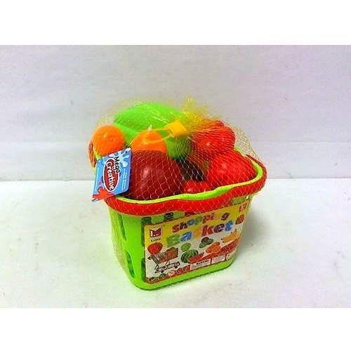 Owoce warzywa kosz siatka 13x17 (340601)