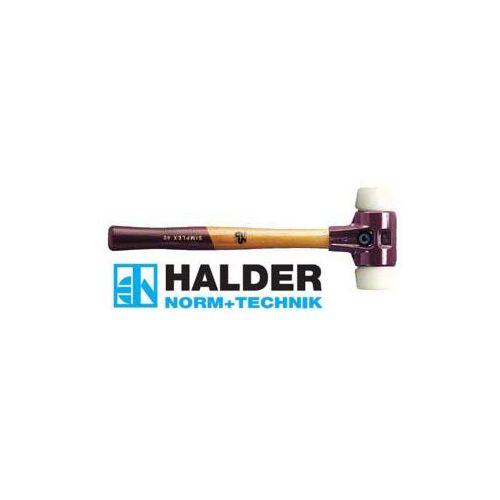 HALDER Młotek z miękkim bijakiem 30mm Simplex EH 3008.030, 3008.030