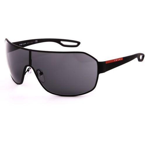 Okulary słoneczne ps52qs lj silver dg01a1 marki Prada linea rossa
