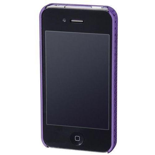 Etui  air exclusive do iphone 4 fioletowy marki Hama