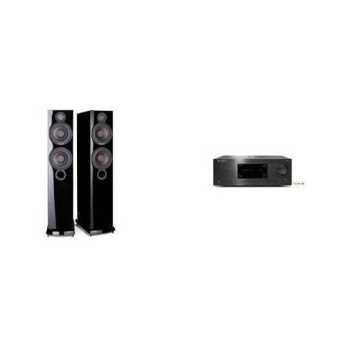 Cambridge audio cxr120 + aeromax 6 kino domowe marki Zestawy