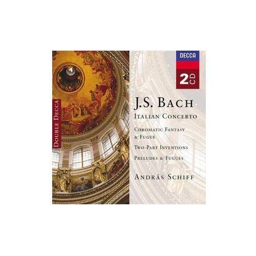 Bach: Italian Concerto (0028947519324)