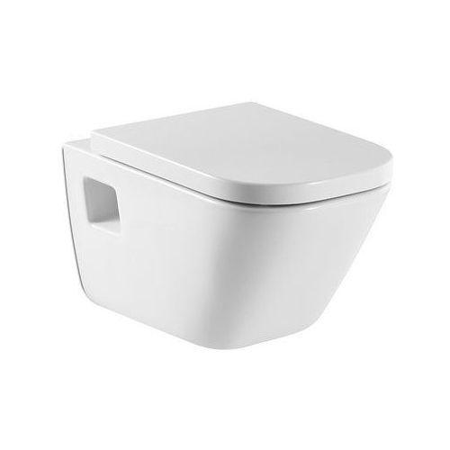 Roca Gap miska wc podwieszana A346477000 - produkt z kategorii- Miski i kompakty WC