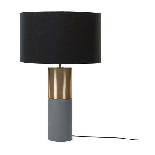 Lampa stołowa szara DARLING (4260586357882)