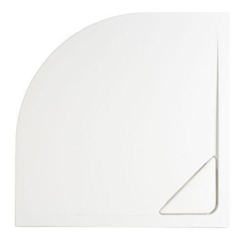 Cooke&lewis Brodzik konglomeratowy helgea półokrągły 90 x 4,5 cm