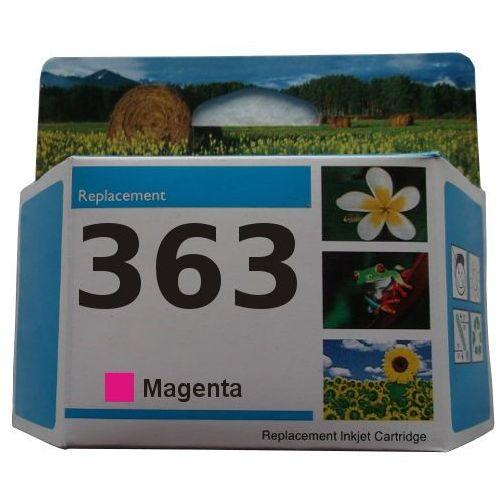 zastępczy atrament HP 363 [c8772ee] magenta 100% nowy, Z-C8772EE