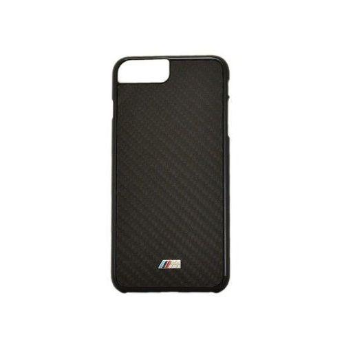 BMW Etui Hard iPhone 7 PLUS czarne CARBON (ORG002672) Darmowy odbiór w 20 miastach!, kolor czarny