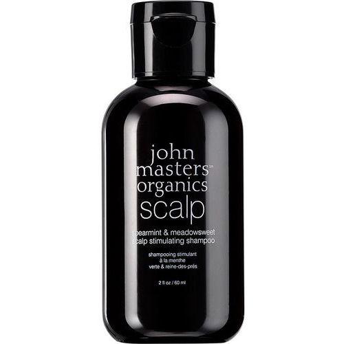 John masters szampon do włosów wypadających 60ml marki John masters organics
