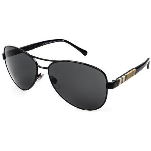 Okulary Słoneczne Burberry BE3080 100187