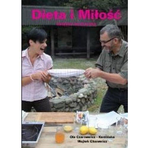 Dieta i Miłość książka kucharska - Wojtek Charewicz (9788393614301)