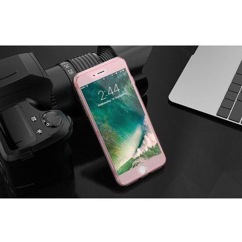 Oficjalna dystrybucja Kisscase przeźroczyste etui silikonowe dla iphone 7 i 8 (różowe) - różowy \ iphone 7 i 8