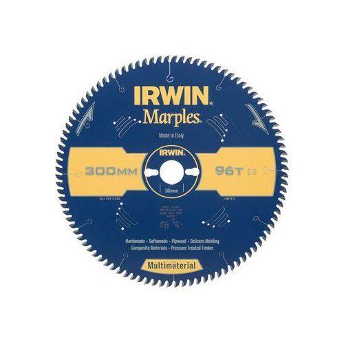 Tarcza do pilarki tarczowej 300M/96T/30 MULTIMATERIAL śr. 300 mm 96 z IRWIN MARPLES