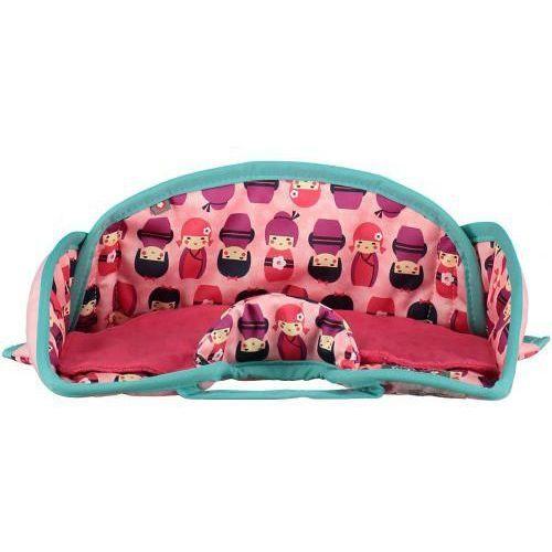 , ochraniacz na fotelik samochodowy -kokeshi doll marki Close