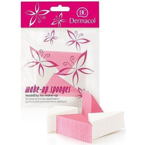 Dermacol Accessories trójkątna gąbeczka do podkładu (Make-up Sponges) 4 szt. (8595003100144)