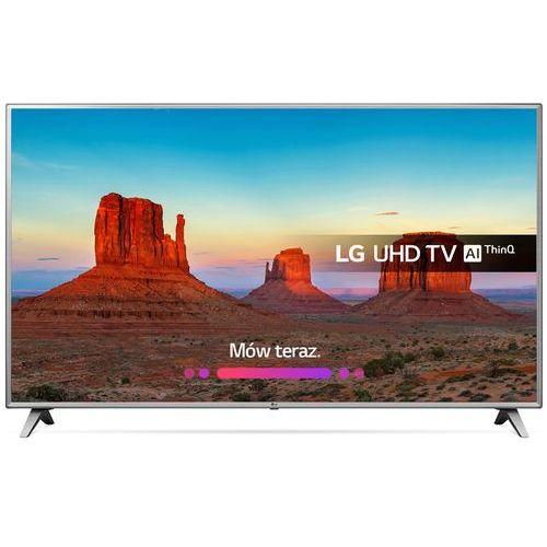 OKAZJA - TV LED LG 50UK6500
