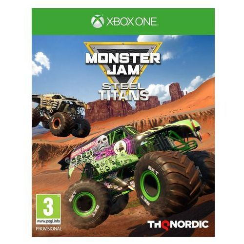 Monster Jam Steel Titans (Xbox One)