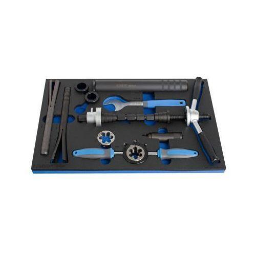 Zestaw narzędzi rowerowych na wkładce SOS. Unior (622862) 1600SOS7 (3838909228624)