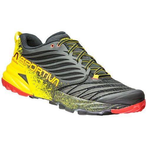 La sportiva akasha but do biegania żółty/czarny buty do swimrun