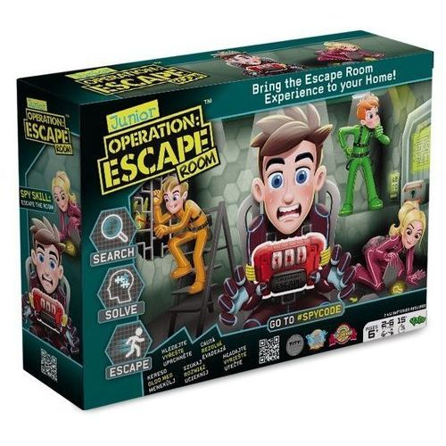 Tm toys Gra operacja escape room junior