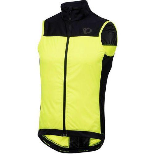 PEARL iZUMi Pro Barrier Lite Kamizelka na rower Mężczyźni żółty L 2018 Kamizelki
