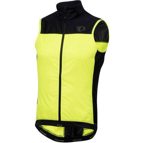 Pearl izumi pro barrier lite kamizelka na rower mężczyźni żółty s 2018 kamizelki (0888687768600)