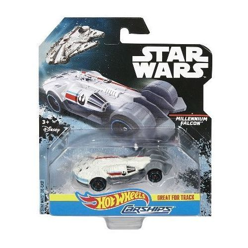 Autostatki Kosmiczne HOT WHEELS Star Wars Millennium Falcon
