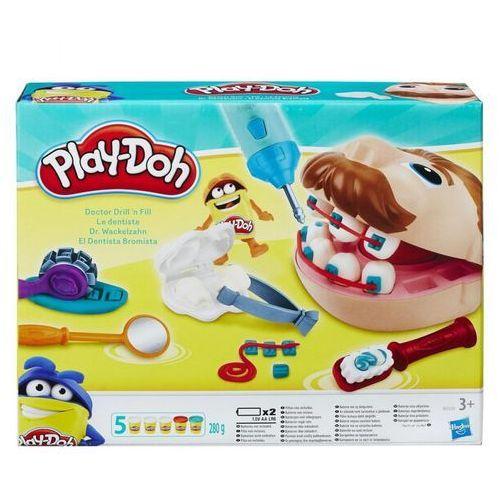 Hasbro PlayDoh Zestaw Dentysta (5010994956653)