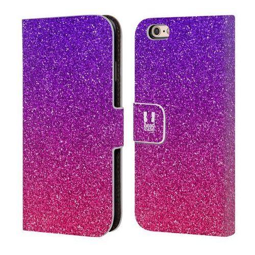 Etui portfel na telefon - Trend Mix OMBRE GLITTER