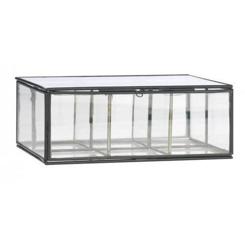 Madam Stoltz - Szklane pudełko - kasetka