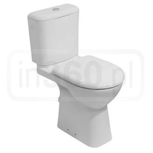 Roca dostępna łazienka zbiornik do kompaktu wc 3/6 l a341230000