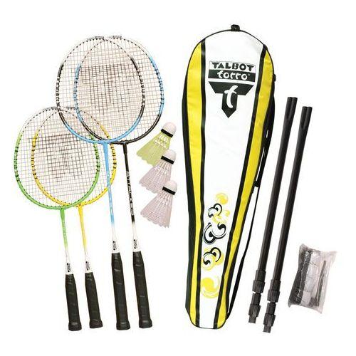 Zestaw do badmintona TALBOT TORRO FAMILY, T-0099