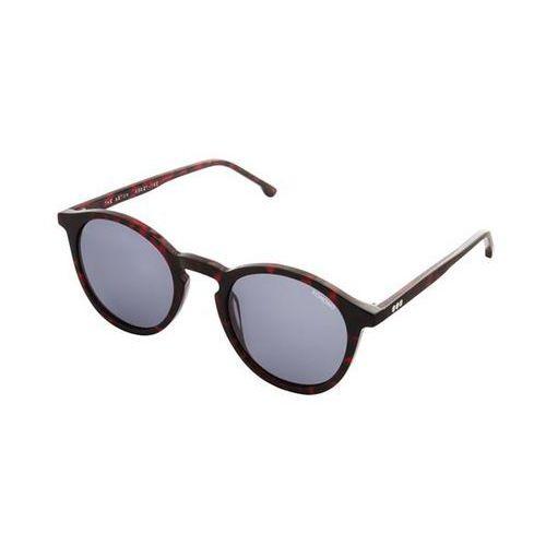 Okulary słoneczne the aston polarized tortoise red s2400 marki Komono