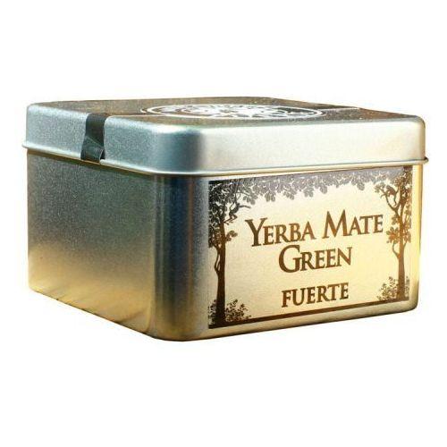 Yerba fuerte 70 g puszka marki Mate green