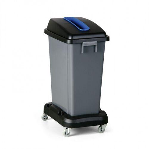B2b partner Kosz na odpad segregowany 60l