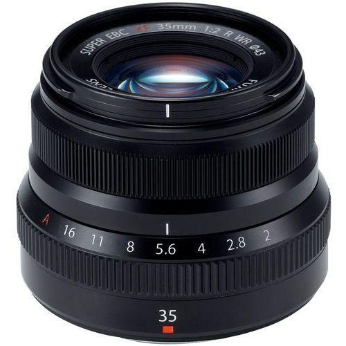 Fujifilm Fujinon xf 35mm f/2 r wr (czarny) - produkt w magazynie - szybka wysyłka!