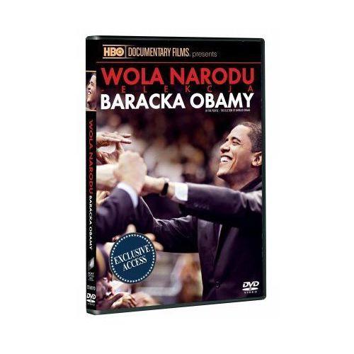 Wola narodu: Elekcja Baracka Obamy (DVD) - Amy Rice, Alicja Sams - produkt z kategorii- Filmy dokumentalne