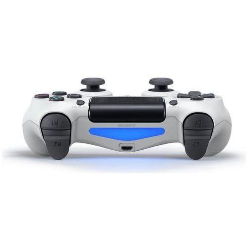 OKAZJA - Pad  dualshock 4 biały marki Sony