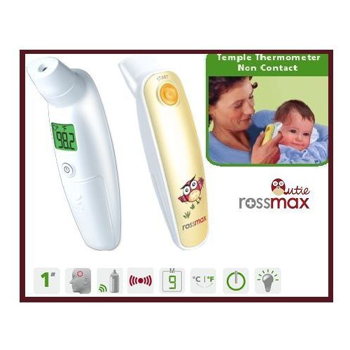 Termometr elektroniczny ROSSMAX HA500 Q - - 1 szt.. Najniższe ceny, najlepsze promocje w sklepach, opinie.