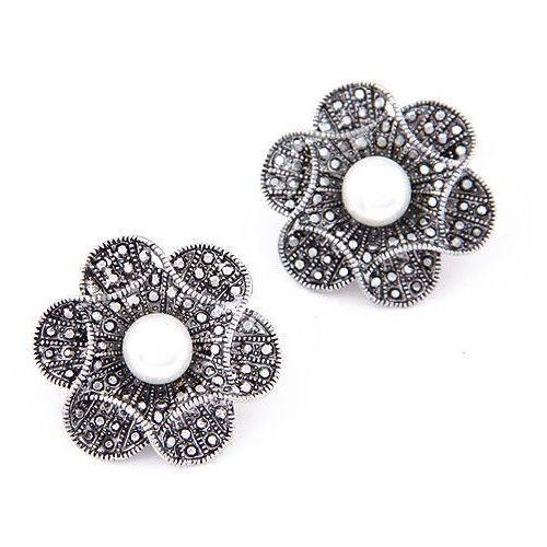 Kolczyki silverado flower - silverado marki Cloe