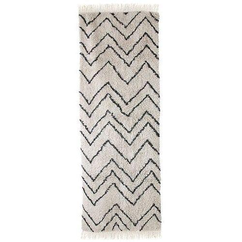 Hkliving dywan zigzag bawełniany (75x220) ttk3030 (8718921022217)