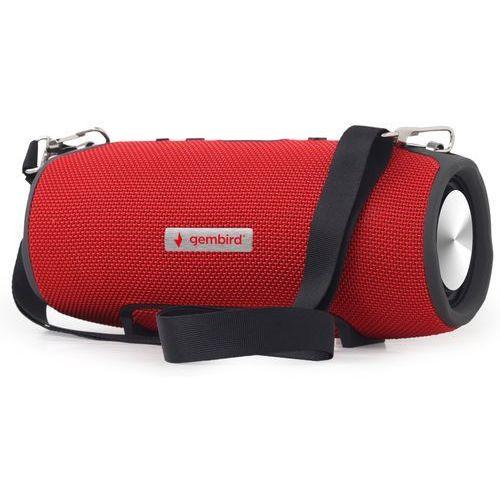 Głośnik przenośny spk-bt-06-r (czerwony) marki Gembird