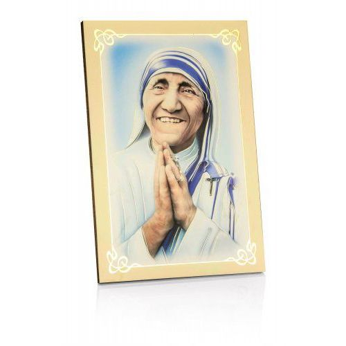 Obrazek Święta Matka Teresa z Kalkuty 10 x 15 cm