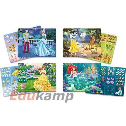 Trefl Gra Bajkowa Akademia Świat Cyferek Disney Princess, WGTRFE0DCD12788 (5726541)
