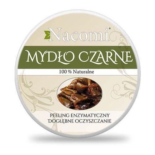 Nacomi Mydło czarne peeling enzymatyczny 100ml