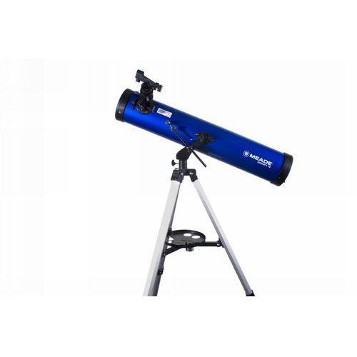 Meade Teleskop zwierciadlany infinity 76 mm az
