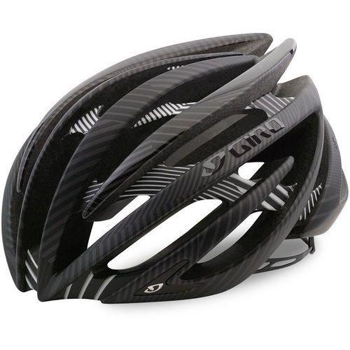 Giro aeon kask rowerowy czarny l | 59-63cm 2018 kaski rowerowe