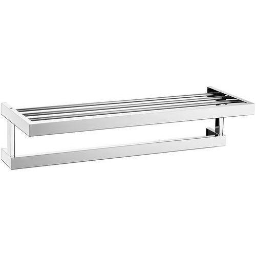 Półka łazienkowa Linea Zack 61,5cm polerowana (40024), 40024
