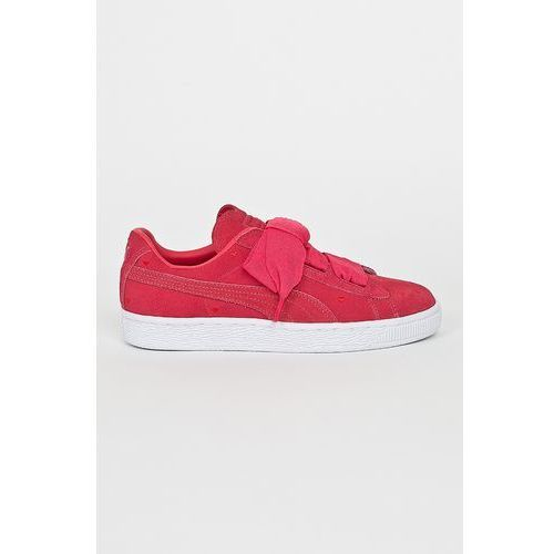Puma - buty dziecięce suede heart valentine