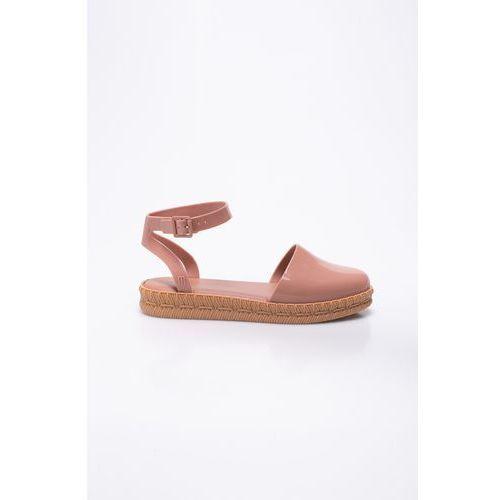 - sandały espadrille + jason wu, Melissa